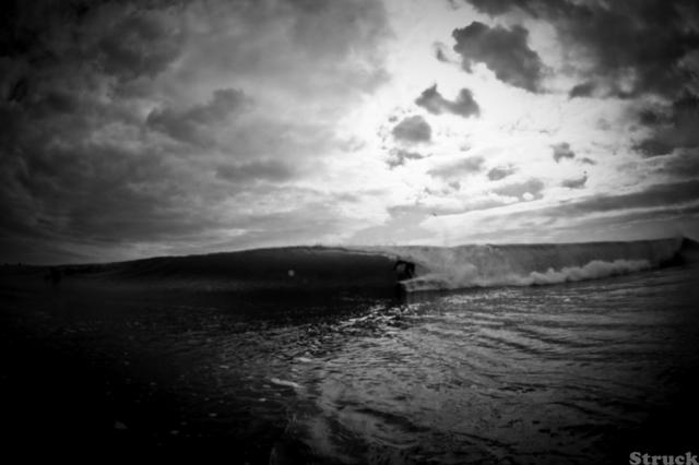 editing black and white photos vignetting