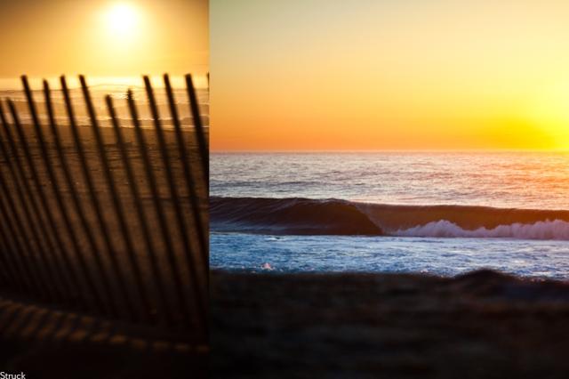 sun rise photo. new jersey. jersey shore. summer rental.