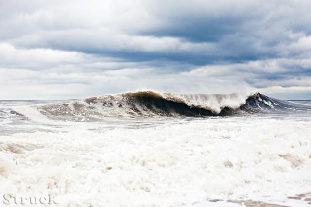 storm surge tsunami east coast wave