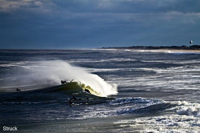 barrel. winter photography. nj surf photographer. jenks. biggest wave. secret spot.