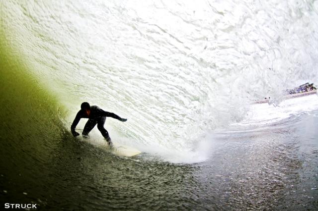 barrel shot. surf photo. surf photographer. fisheye photography. underwater photographer.