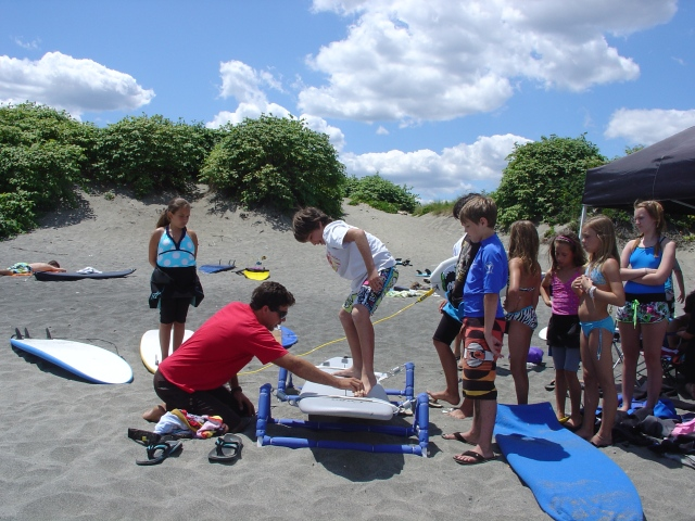 learn how to surf. la surf lessons. california surf lessons. new jersey surf lessons.
