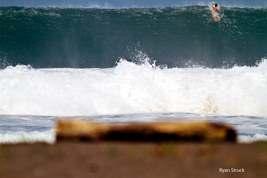 paul raia. pj raia. big waves. paddle. bomb. mainland mexico. foreground in photography. surf photography. travel photographer. documentarian. documentary photographer. photojournalist.