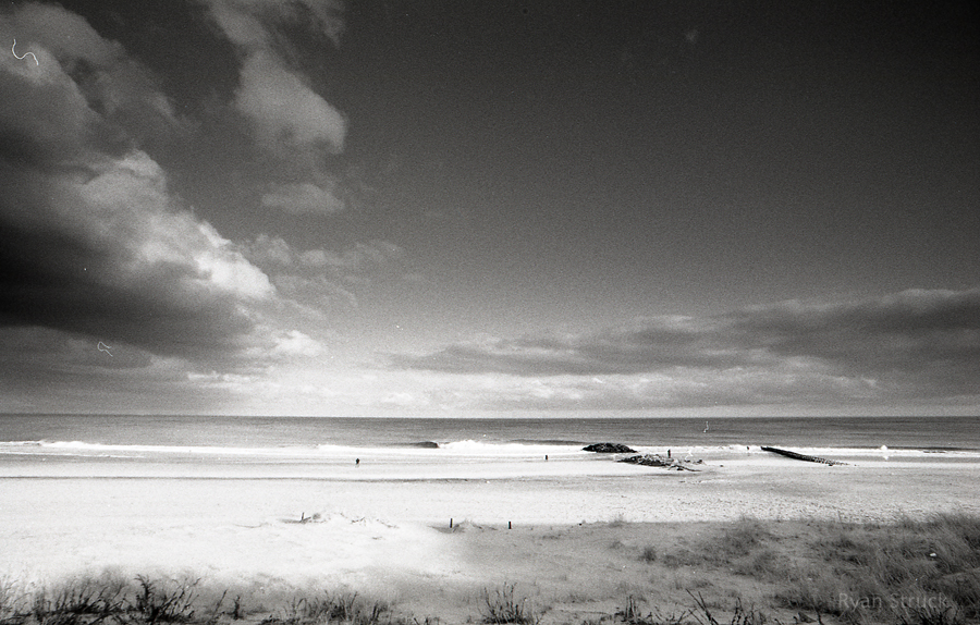 black and white photography. surf photographer. ryan struck. 35mm. film. surf photography. new jersey. beach photography. surf culture.