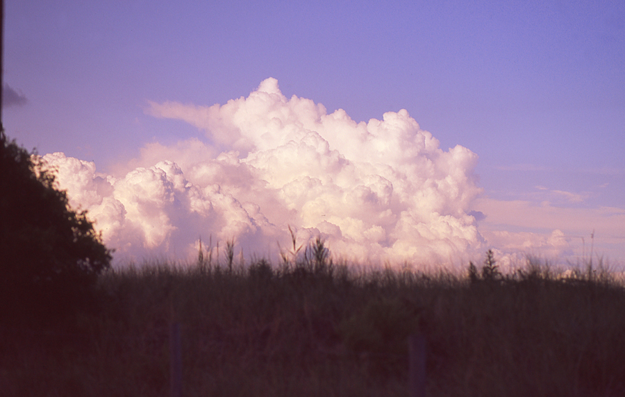 photos of clouds. new jersey farm. farm land. field. grassy field. appalachian mountains. appalachian trail. 35mm film. slide film. velvia pictures. new jersey landscape. new jersey photographer. film photographer. concept photo. summer afternoon.