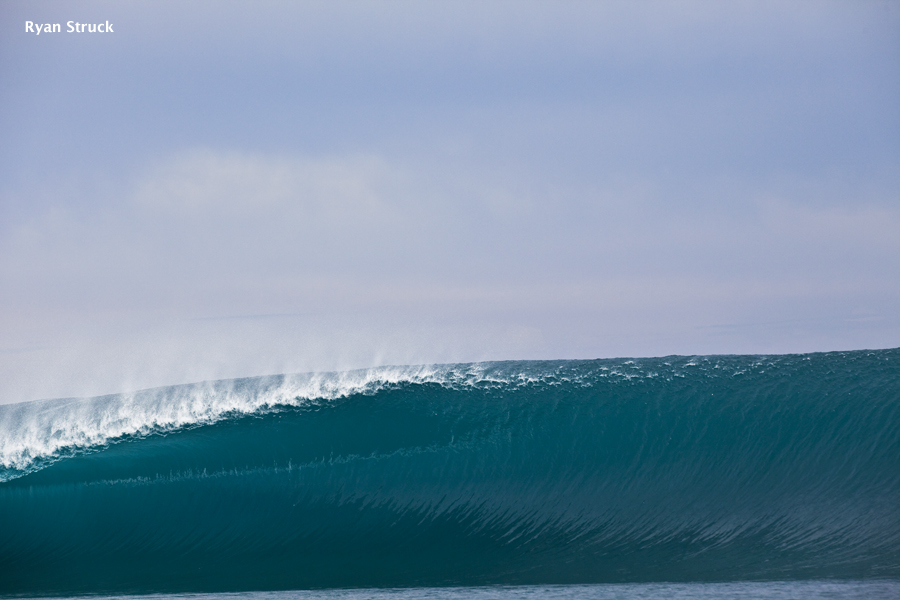 large wave. biggest wave. wave photo. buy wave print. surf photo for sale. surf photographer. surf photography. surfing. ryan struck. teahupoo. moorea. south pacific.