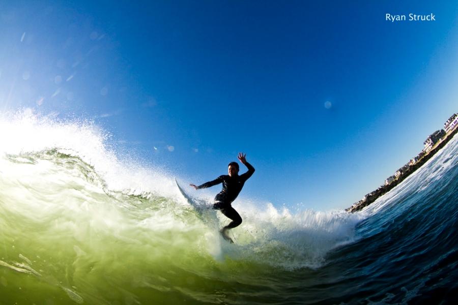 jon smyth. surfing. surf report. asbury park surf. surf photographer. hurricane leslie. 2012. asbury park boardwalk.