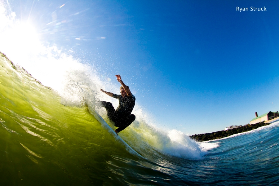 tyler vaughan. surf photo. turn. asbury park. new jersey. surf photographer.