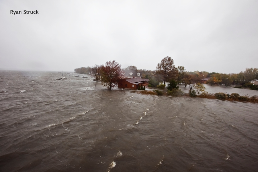 Oceanport. Hurricane Photos. Hurricane Sandy Photos. October. 2012. New Jersey. Flooding.