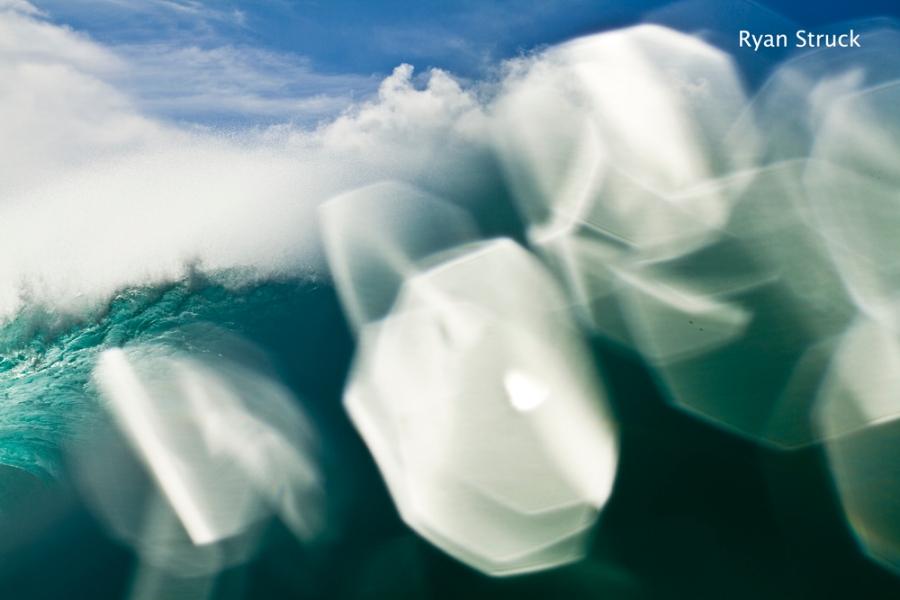 Surfing Hawaii. Fine Art. Abstract Wave. Surf Photo. surf photographer.