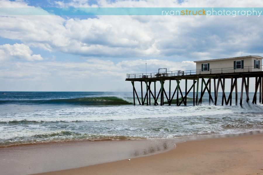 belmar new jersey. pier. editorial photographer. natural lighting. landscape. beach. ocean.