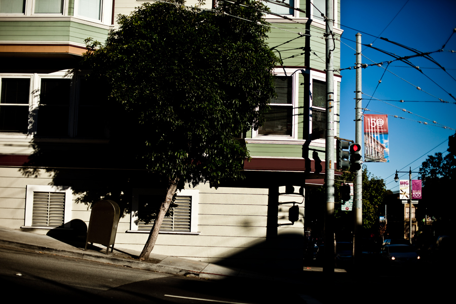 san fran streets. the streets in san Francisco