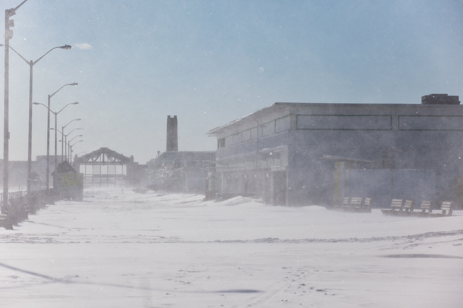 asbury park snow