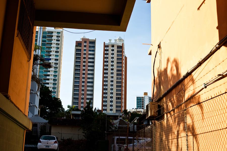 downtown panama