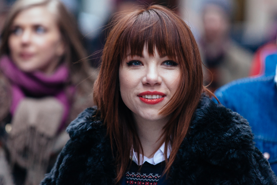 carly rae jepsen portrait