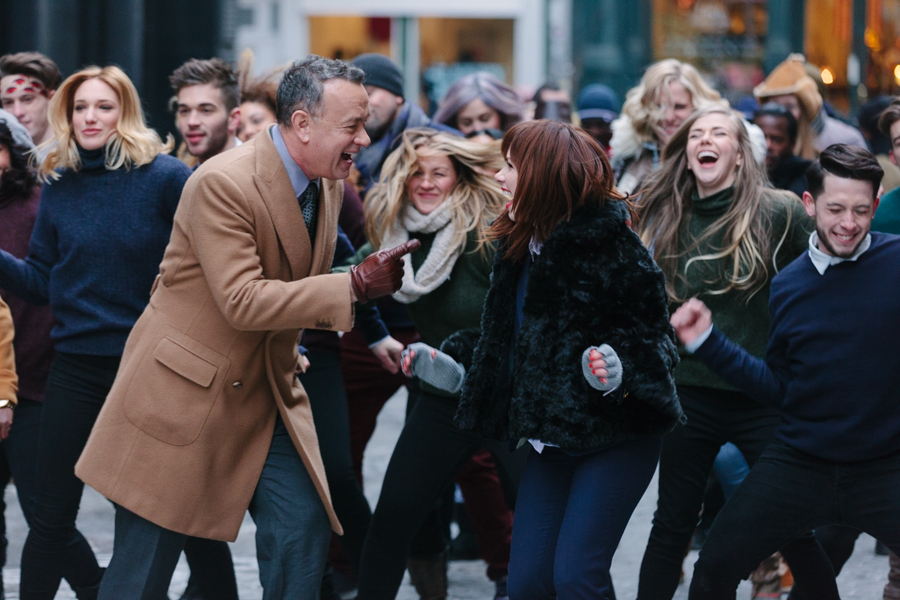 tom hanks and carly rae jepsen