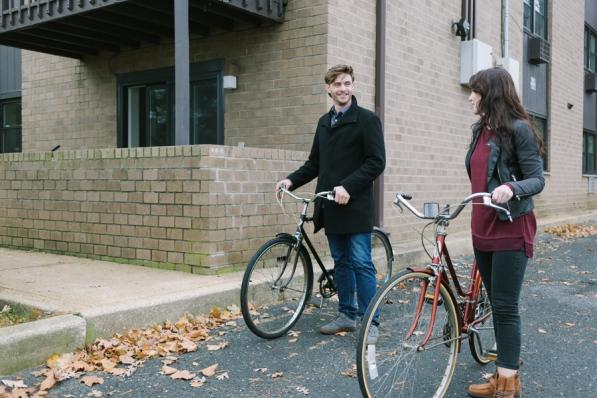 biking in asbury