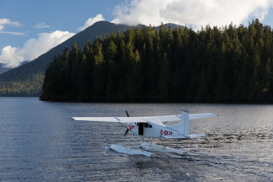 float plane adventure
