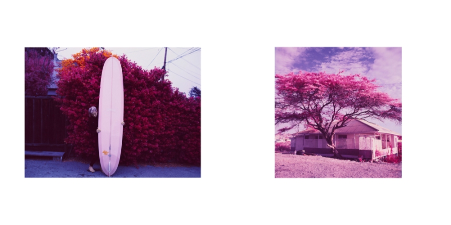 infrared. peru. santa cruz. california